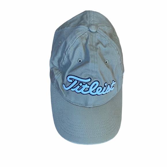 Titleist Tan Khaki Tour Pro V1 Adjustable Hat